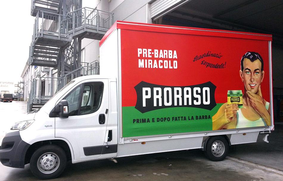 telone personalizzato camion 2